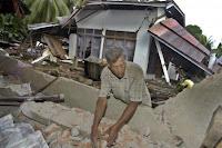 Gempa Sumabar sumatera barat padang pariaman Minang Kabau Maratok