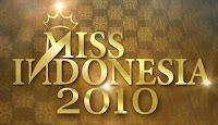 Daftar Miss Indonesia 2010