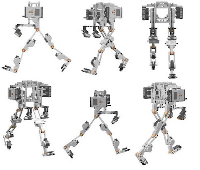 Pinocchio Robot Shows These LEGOs  Were Made for Walking