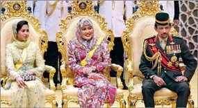 Sultan Brunei Hassanal Bolkiah Ceraikan Istri