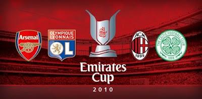 EMIRATES CUP 2010