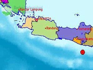Gempa Yogyakarta 5 SR