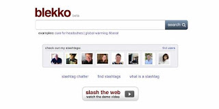 Blekko Search Engine, Google Competitors