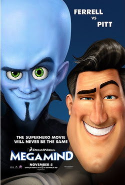 Megamind 3D King Weekend Box Office