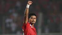 Twitter Bambang Pamungkas dan Twitter Irfan Bachdim