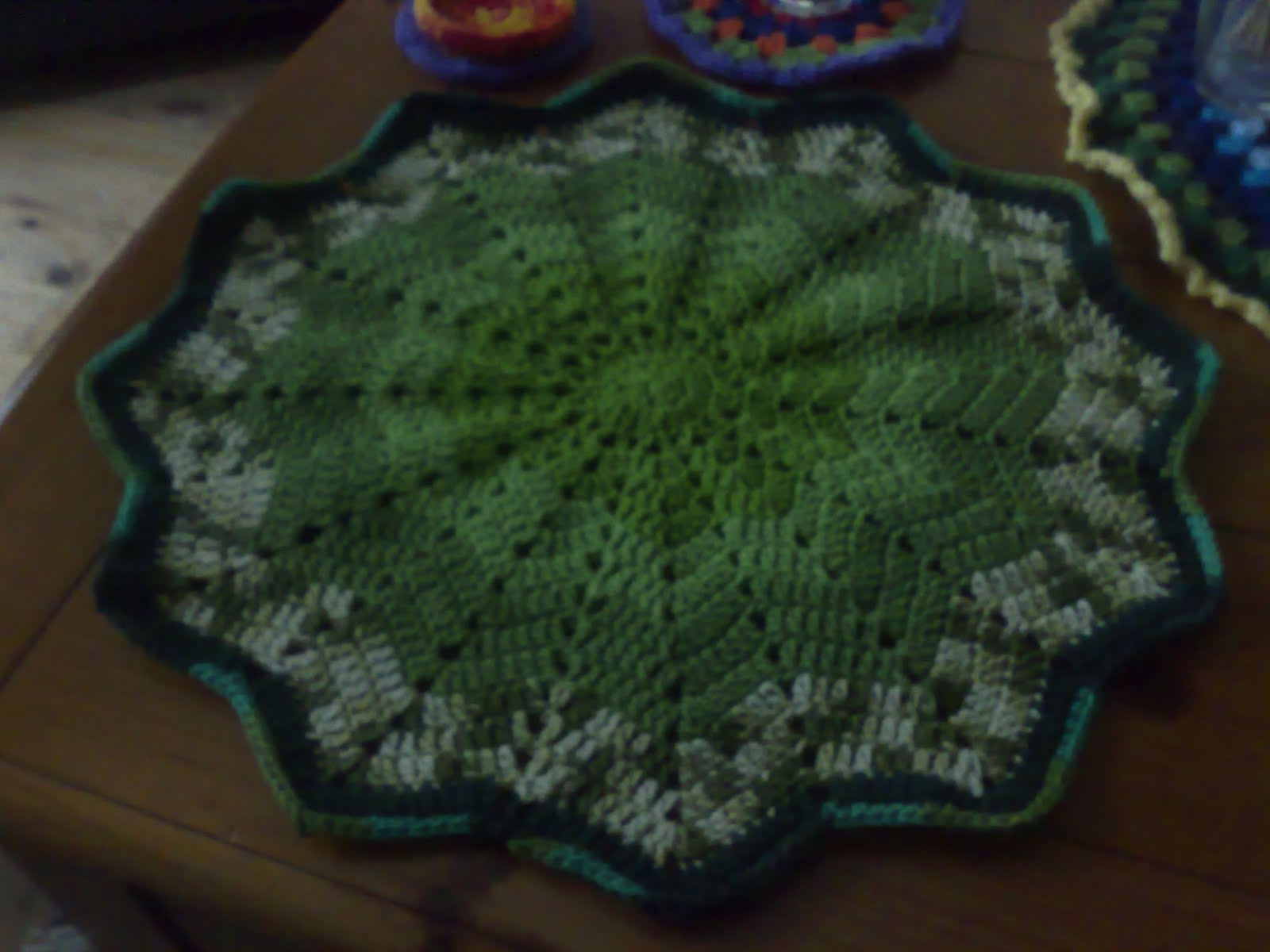 MoniRose Crochets: Most fab Round Ripple Afghan pattern