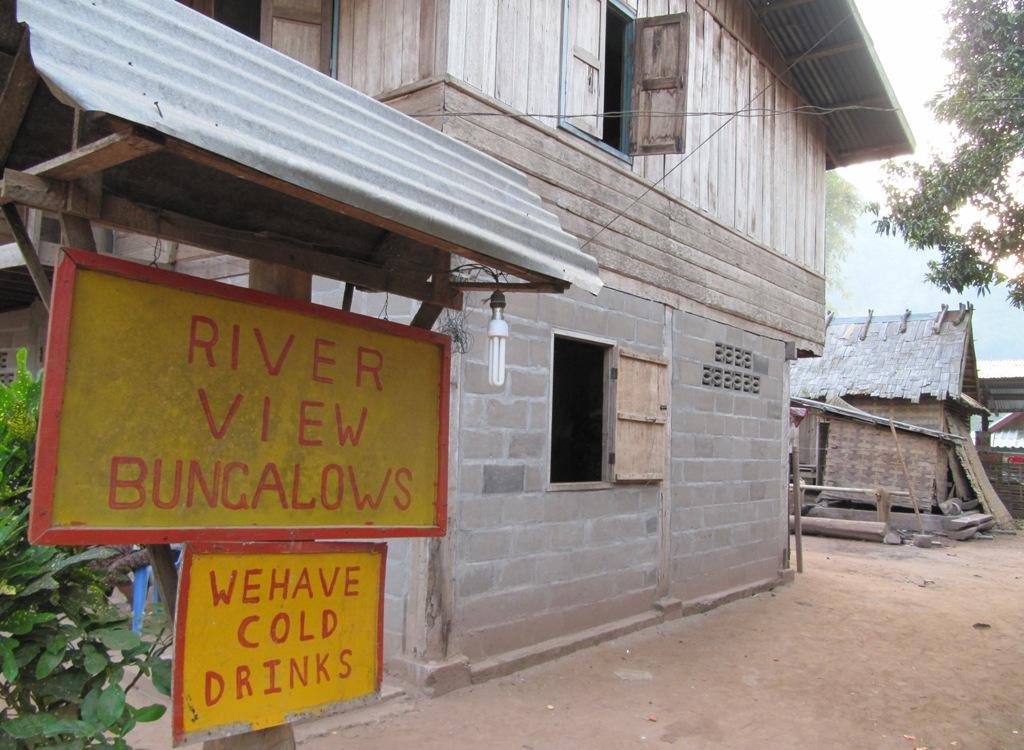 Viajar en pareja las monta as de laos muong ngoi for La cabana divertida