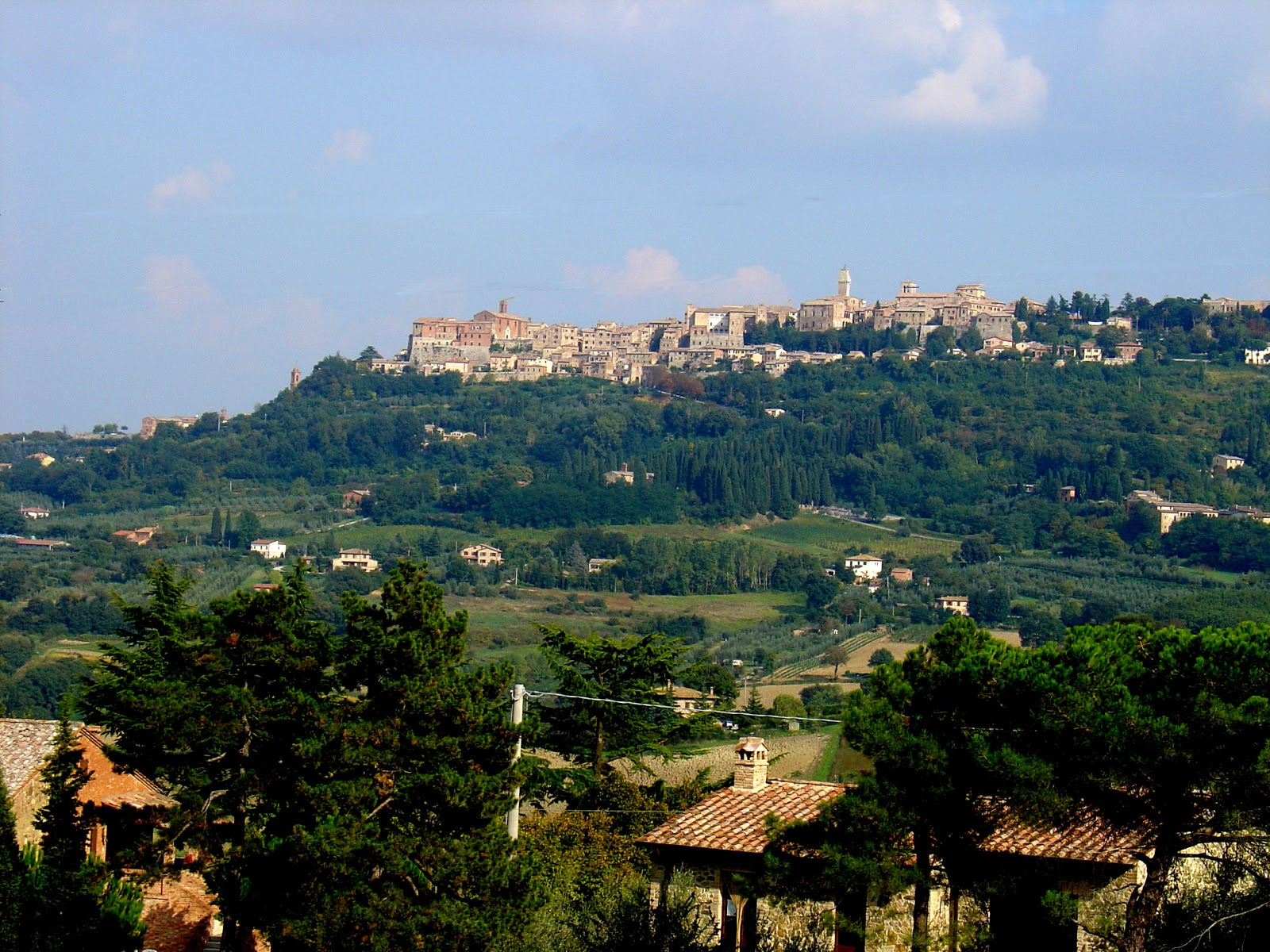 Montepulciano Italy  city photo : The allure of Montepulciano in Tuscany, Italy beckons to all travelers ...
