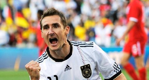 Klose, deutschland, immer wieder das tristan, alemanha, germany, klose, close, jogador, futebol alemao