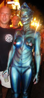 Body Painting Key West