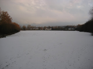 The village playing field