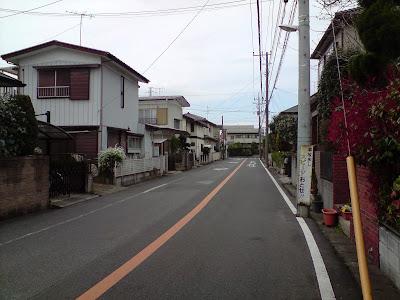 Japolino un barrio residencial japon s for Casa clasica japonesa