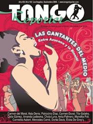 """Numero especial """"Las Cantantes del Medio"""""""