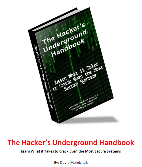 proxy - The Hackers Underground Handbook - Public Domain Download