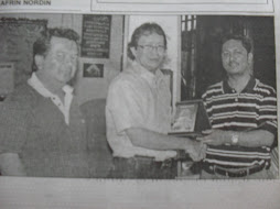 Gambar dari akhbar sabah Times