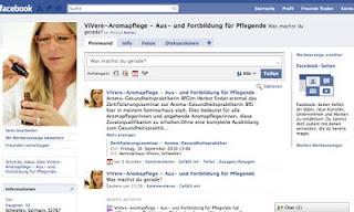 ViVere - Aromapflege bei Facebook