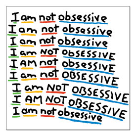 living with obsessive compulsive disorder ocd essay Tips for living with obsessive-compulsive disorder coping with a chronic illness like ocd.