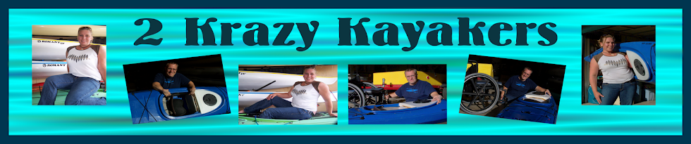 2 Krazy Kayakers