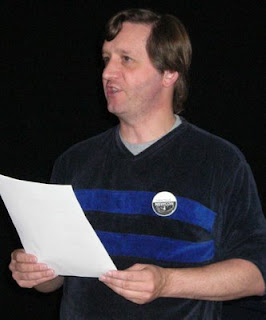 David J Howe reads some of my poems
