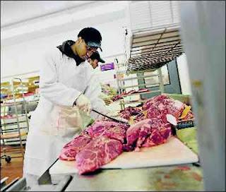 Carne que funciona para una dieta sana