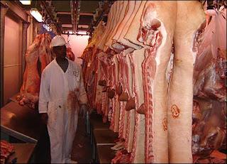 MADURACION de la carne para ganar jugosidad