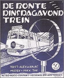 De Bonte Dinsdagavond Trein 1953
