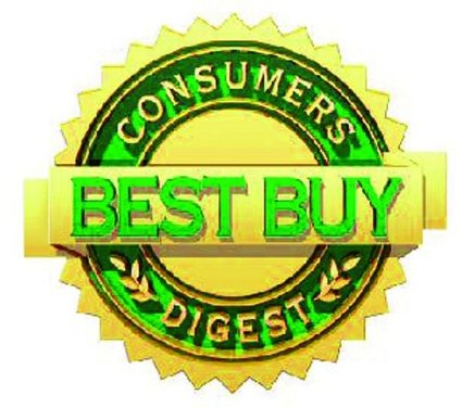 21 May 2010. named a Consumers Digest 'Best Buy' for the fourth .