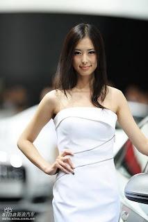 中国第一车模兽兽