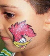 Maquiagem do PicaPau