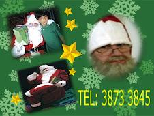 Papai Noel de Luxo