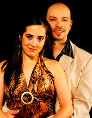 Regina Chiappara y Martín Borteiro
