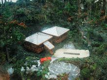 Miniatur Taman Nasional Gunung Halimun