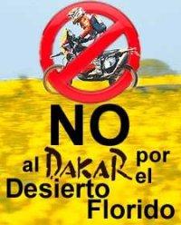 No al Dakar