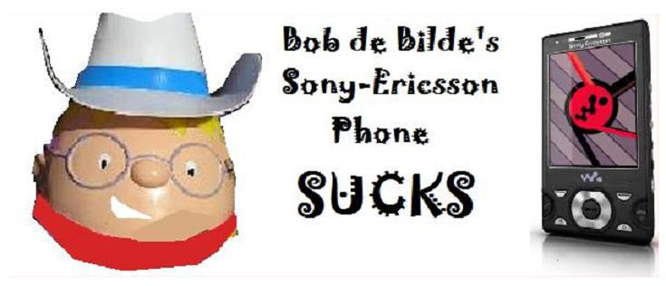 My Sony Ericsson Sucks!