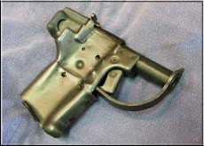 Liberator pistol, a sad case