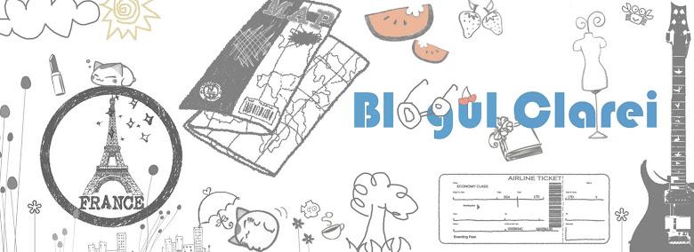 Blogul Clarei
