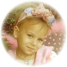 Carolzinha 3 anos