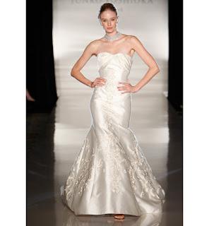 Mermaid Wed Dress 2011