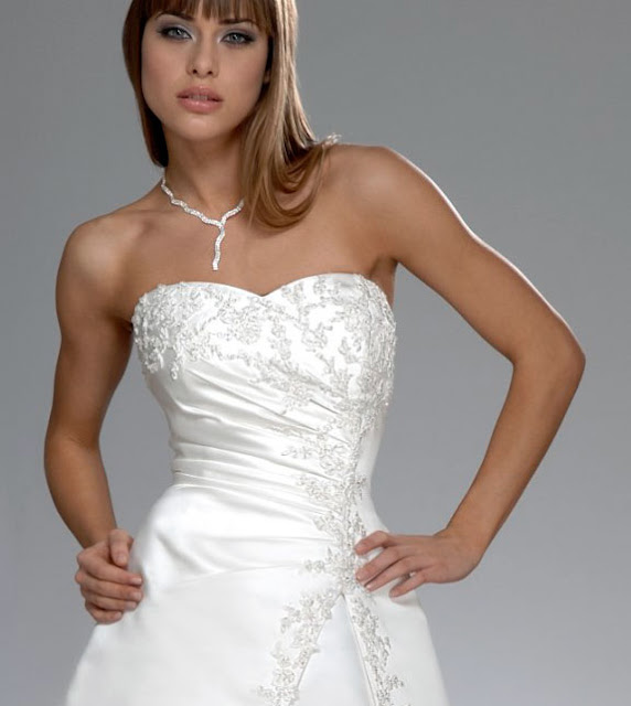 Fabulous Summer Wedding Dress Style Trend 2011