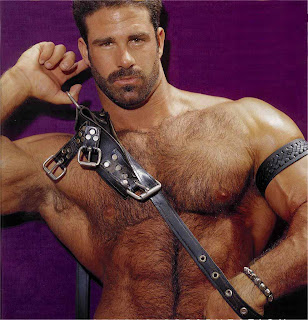 husky hairy masculine men