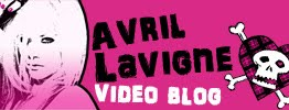 Avril Lavigne Video Blog