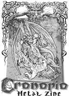 Cronopio Metal Zine #11