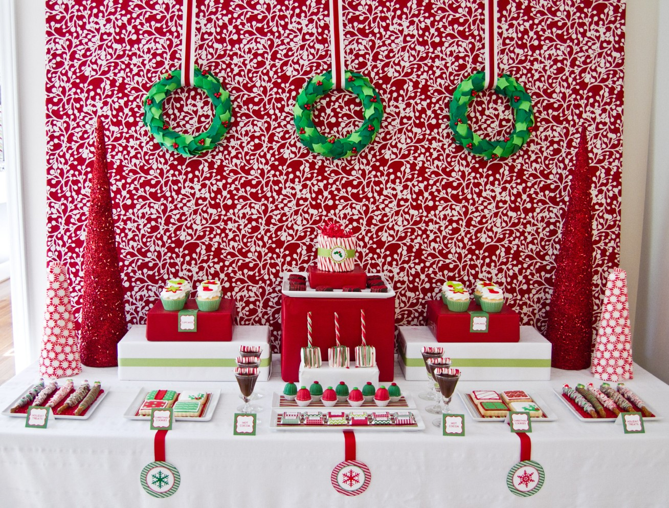 MON TRESOR Christmas Tables amp Inspirations