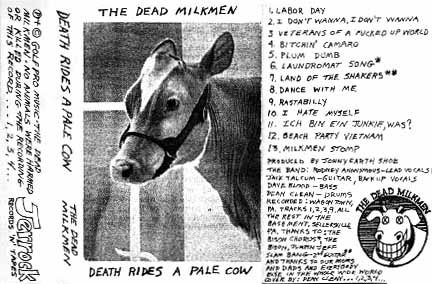 dead milkmen not richard but dick