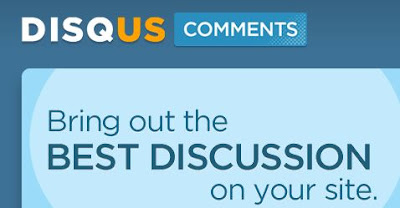 DISQUS Comments Blogger