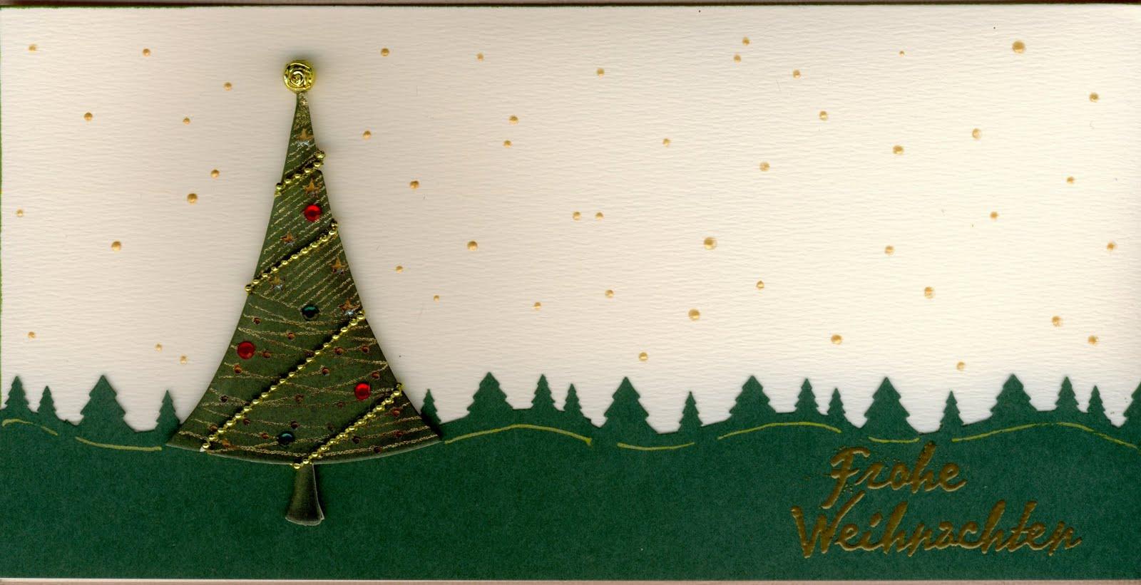 Christmas Tree Border A christmas tree sticker
