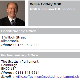 [Willie+Coffey+MSP+-+SNP+-+Scottish+National+Party+image]