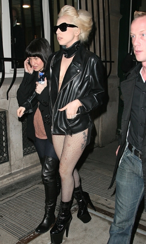 Anche Lady Gaga soffre della sindrome di morgellons?