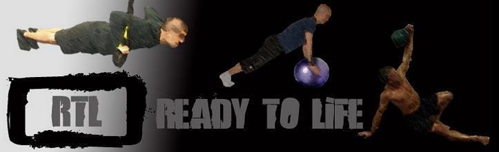 READY TO LIFE - Preparação Física Treinamento Funcional Kettlebell Training - READY TO LIFE