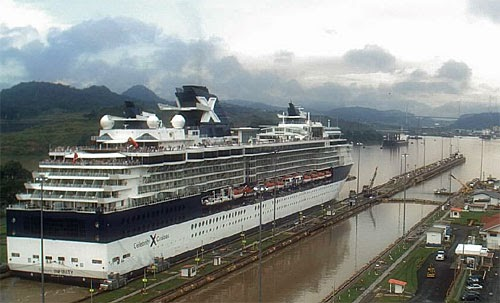 Panama Canal Cruises: Experience A Man-Made Marvel | Royal ...